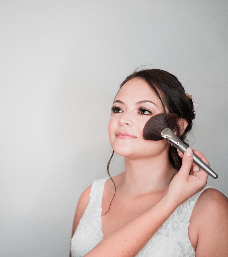 full works bridal makeup in Sydney